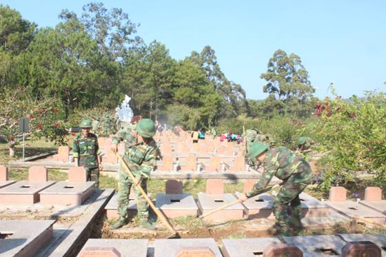 Phát huy vai trò của Đoàn thanh niên trong xây dựng môi trường văn hoá ở Học viện Lục quân hiện nay